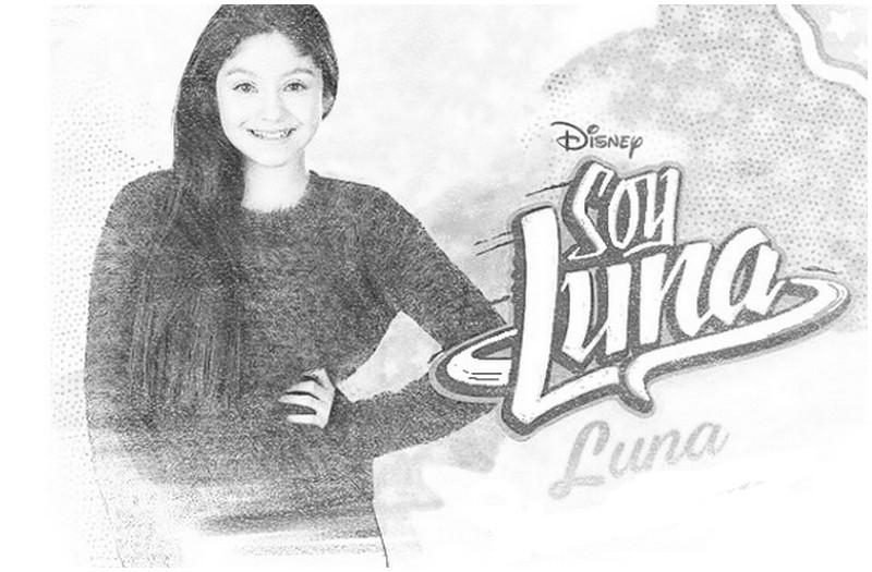 Soy Luna Ausmalbilder Frisch Malvorlagen soy Luna Bilder Zum Ausmalen Färbung soy Luna Das Bild