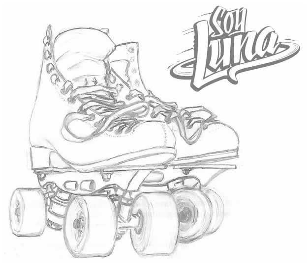 Soy Luna Bilder Zum Ausmalen Das Beste Von Colorear A soy Luna Juegos De soy Luna Abalorios Färbung soy Luna Bild