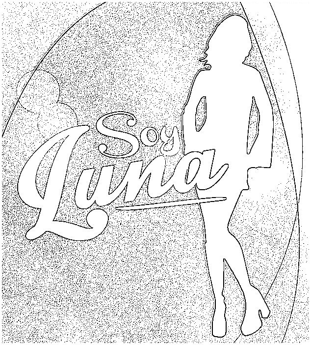 Soy Luna Bilder Zum Ausmalen Neu Druckfertig soy Luna Ausmalbilder Stock