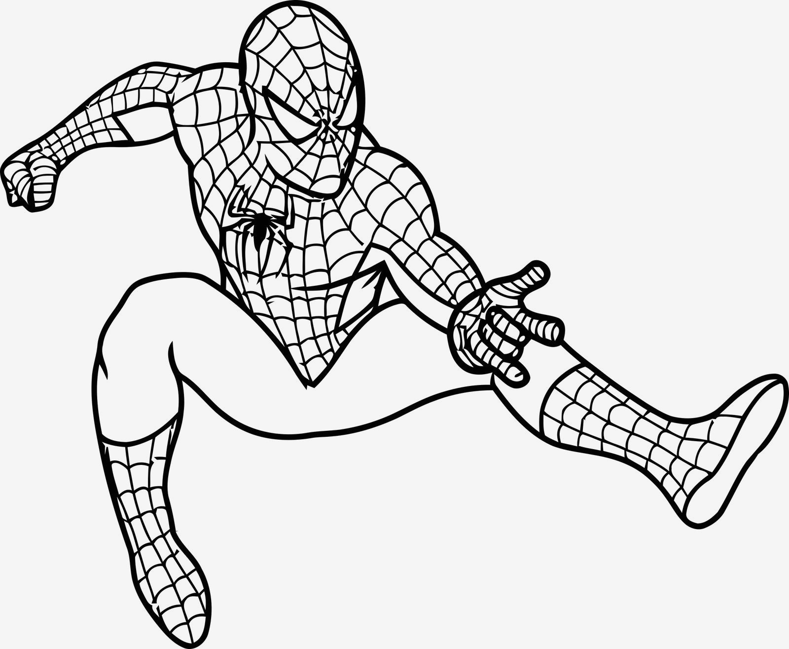 Spiderman Bilder Zum Ausmalen Einzigartig Bilder Zum Ausmalen Bekommen Ausmalbilder Spiderman Elegant Bilder