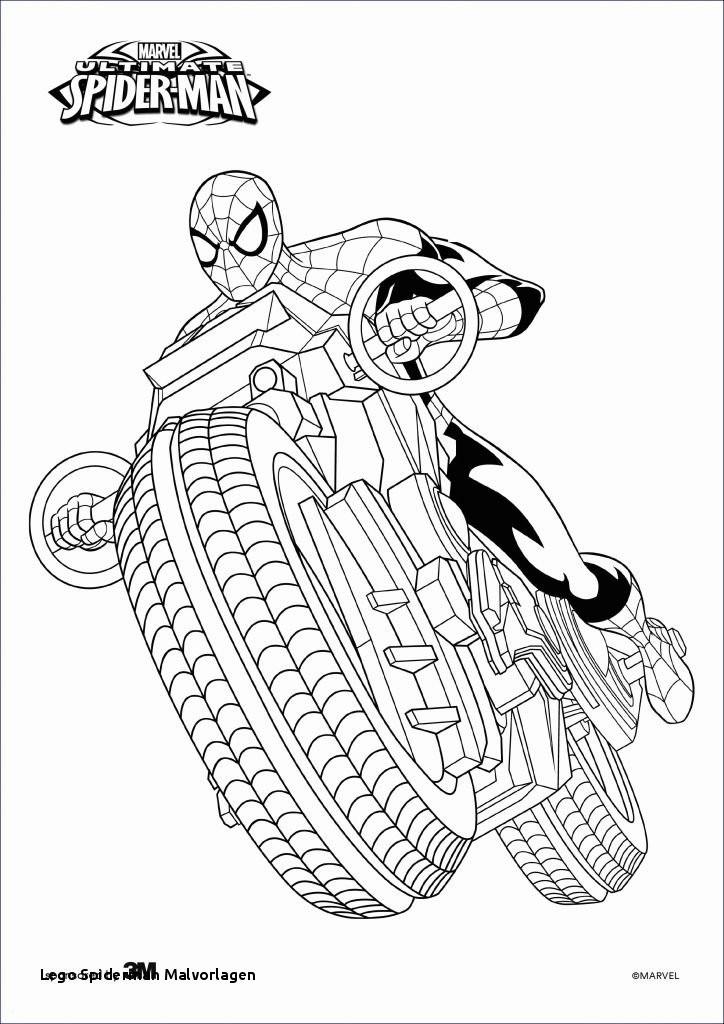 Spiderman Bilder Zum Ausmalen Genial 27 Lego Spiderman Malvorlagen Bild