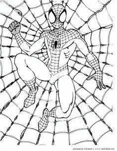 Spiderman Bilder Zum Ausmalen Genial Malvorlagen Spiderman Zum Drucken 33 Malvorlage Spiderman Fotografieren