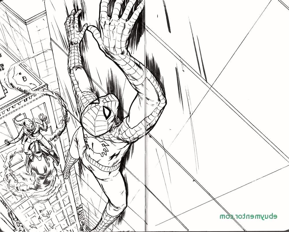 Spiderman Bilder Zum Ausmalen Neu 40 Luxus Ausmalbilder Spiderman – Große Coloring Page Sammlung Sammlung
