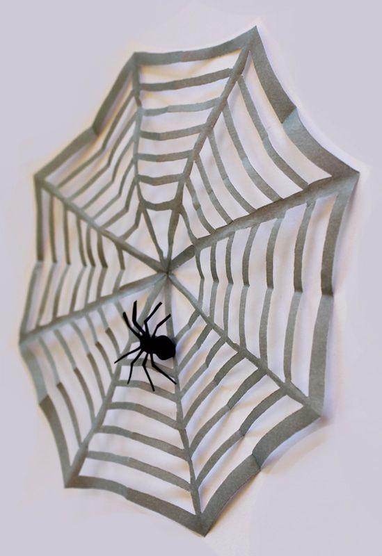 Spinnennetz Mit Spinne Malvorlage Frisch 15 Minuten Halloween Dekoration Spinnennetz Mit Spinne Das Bild