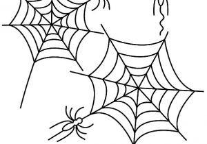 Spinnennetz Mit Spinne Malvorlage Inspirierend Halloween Malvorlagen Spinne Ausmalbilder Rund Um Halloween Fotos