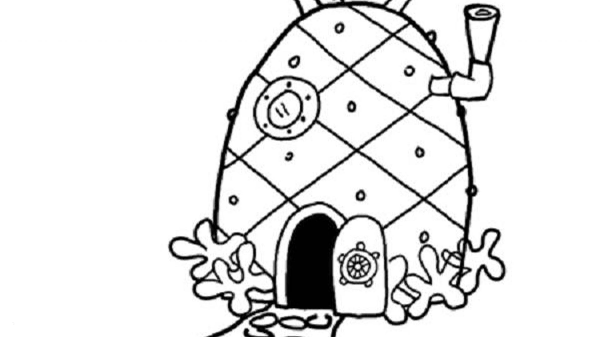 Spongebob Bilder Zum Ausmalen Genial Spongebob Squarepants Coloring Pages Free Eskayalitim Inspirierend Sammlung
