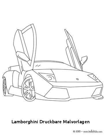 Sportwagen Zum Ausmalen Frisch 23 Lamborghini Druckbare Malvorlagen Das Bild