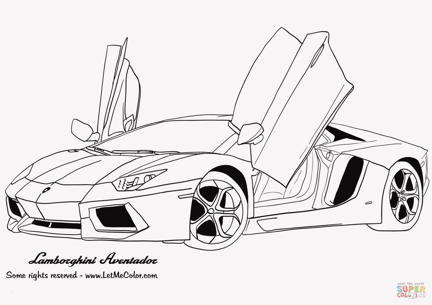 Sportwagen Zum Ausmalen Frisch 25 Liebenswert Ausmalbilder Zum Ausdrucken Lamborghini Einzigartig Bild