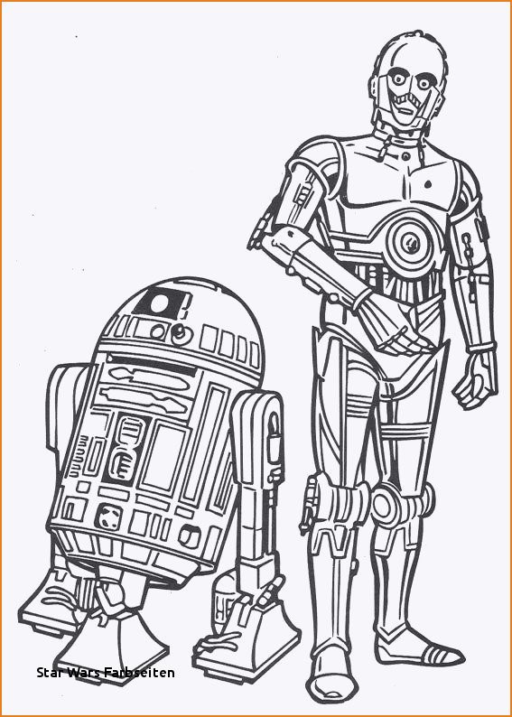 Star Wars Ausmalbilder Darth Maul Einzigartig 20 Star Wars Farbseiten Stock