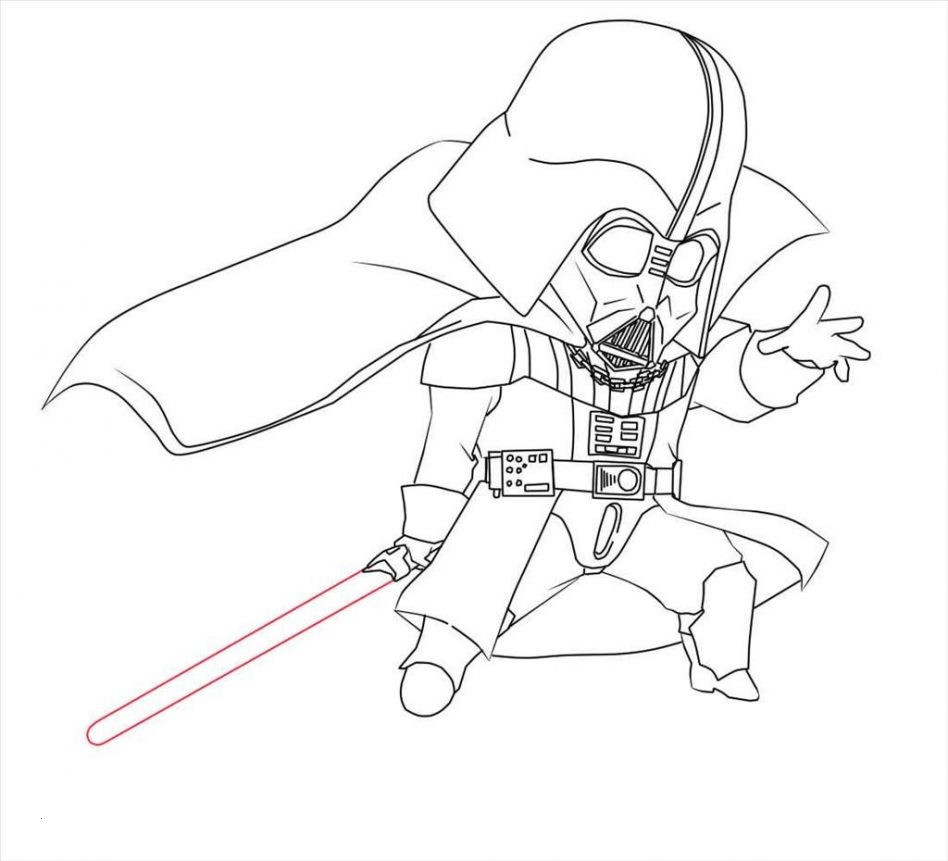 Star Wars Ausmalbilder Darth Vader Das Beste Von Darth Vader Coloring Pages Printable New Printable Darth Vader Bild