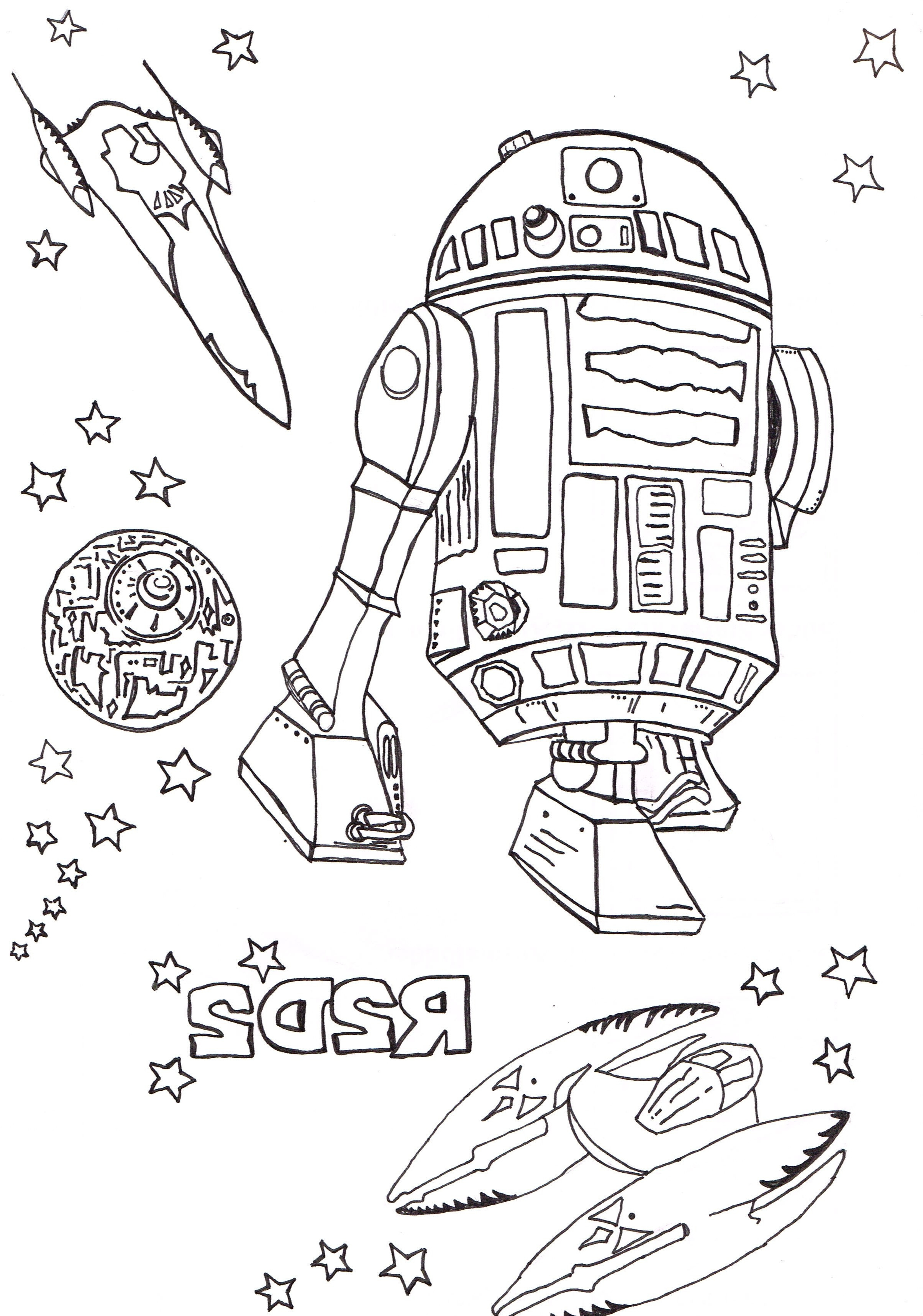 Star Wars Ausmalbilder Yoda Einzigartig 25 Inspirierend Ausmalbilder Star Wars Raumschiffe – Malvorlagen Ideen Bild