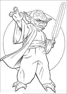 Star Wars Ausmalbilder Yoda Einzigartig 63 Besten Ausmalbilder Bilder Auf Pinterest Das Bild