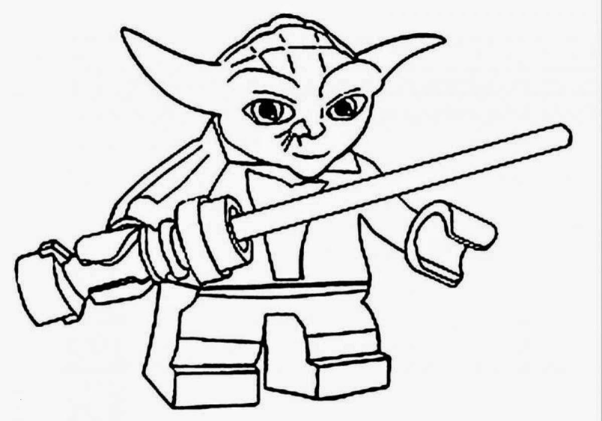Star Wars Ausmalbilder Yoda Neu 32 Lego Starwars Ausmalbilder Scoredatscore Schön Star Wars Fotos