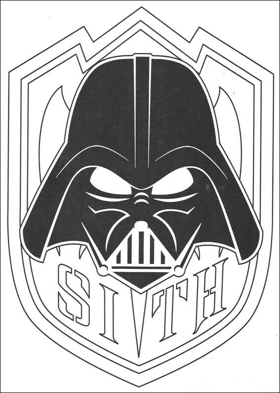 Star Wars Ausmalbilder Yoda Neu Kids N Fun Stock