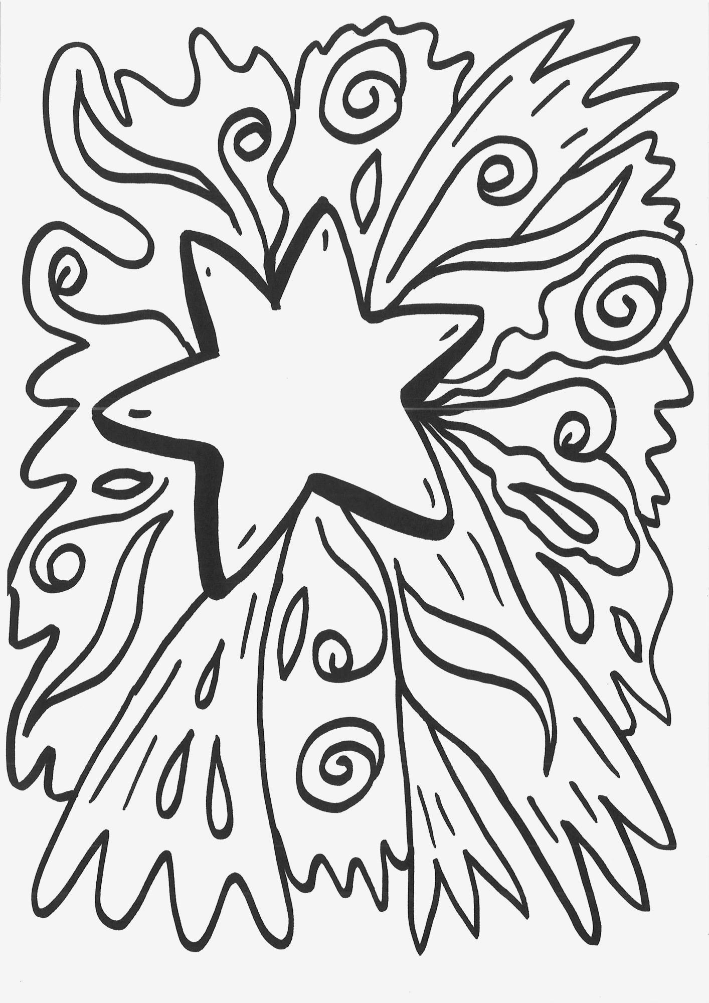 Stern Weihnachten Malvorlage Einzigartig 35 Sterne Ausmalbilder Scoredatscore Schön Weihnachten Ausmalbilder Das Bild