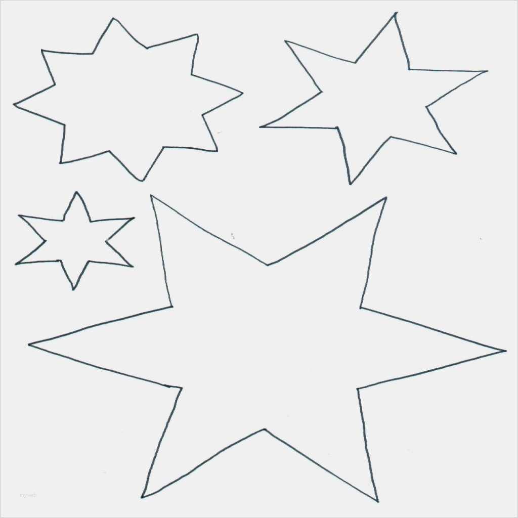 Stern Weihnachten Malvorlage Frisch Druckbare Malvorlage Stern Vorlage Zum Ausdrucken Beste Galerie