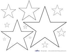 Stern Weihnachten Malvorlage Inspirierend Stern Vorlage Schablone Sterne Galerie