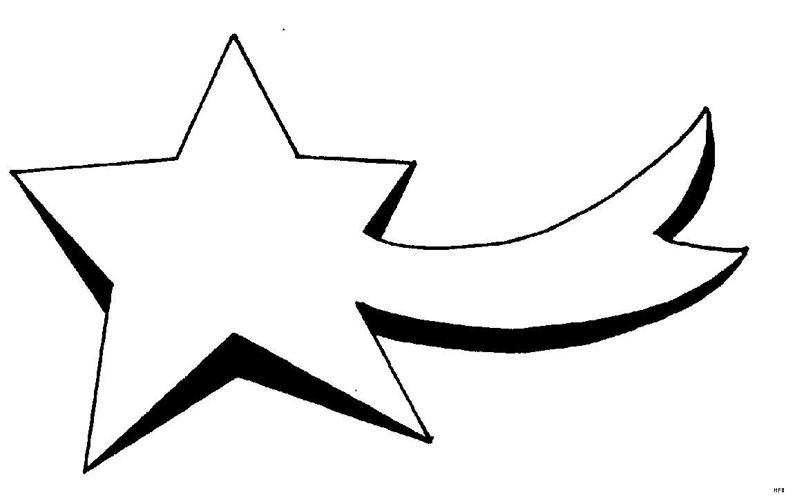 Sternschnuppe Vorlage Zum Ausdrucken Inspirierend Sternschnuppe 2 Ausmalbild & Malvorlage sonstiges Schön Malvorlagen Bild