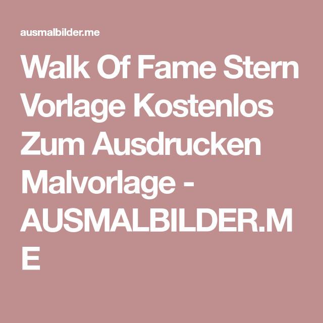 Sternschnuppe Vorlage Zum Ausdrucken Inspirierend Vorlage Stern Zum Ausdrucken Schön Walk Fame Stern Vorlage Kostenlos Bild