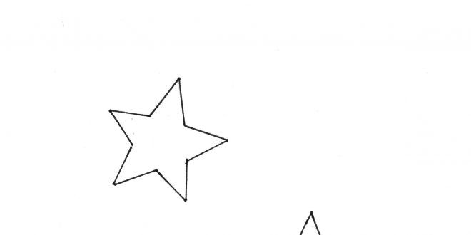 sternschnuppe vorlage zum ausdrucken frisch list of