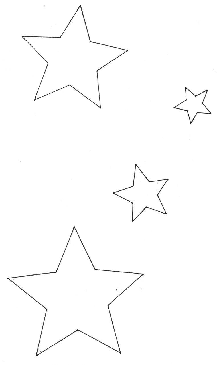 sternschnuppe vorlage zum ausdrucken neu vorlage stern zum
