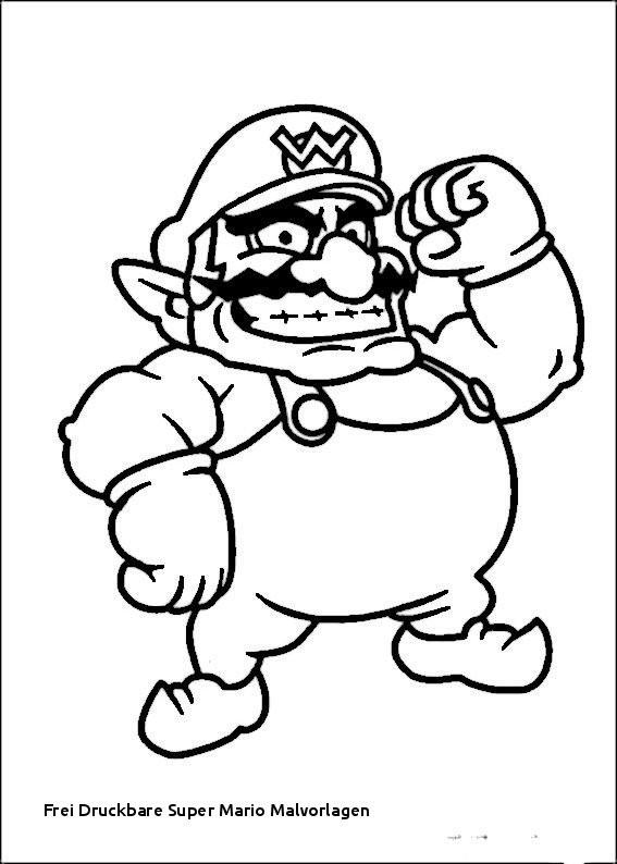 Super Mario Ausmalbilder Einzigartig 26 Frei Druckbare Super Mario Malvorlagen Fotos