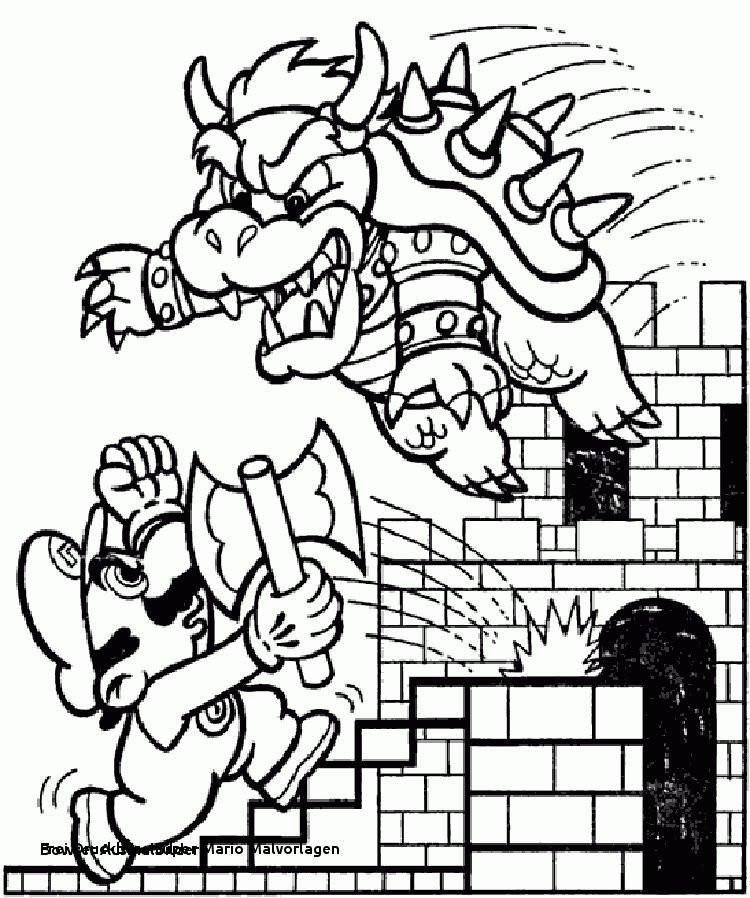 Super Mario Ausmalbilder Genial 26 Frei Druckbare Super Mario Malvorlagen Fotos
