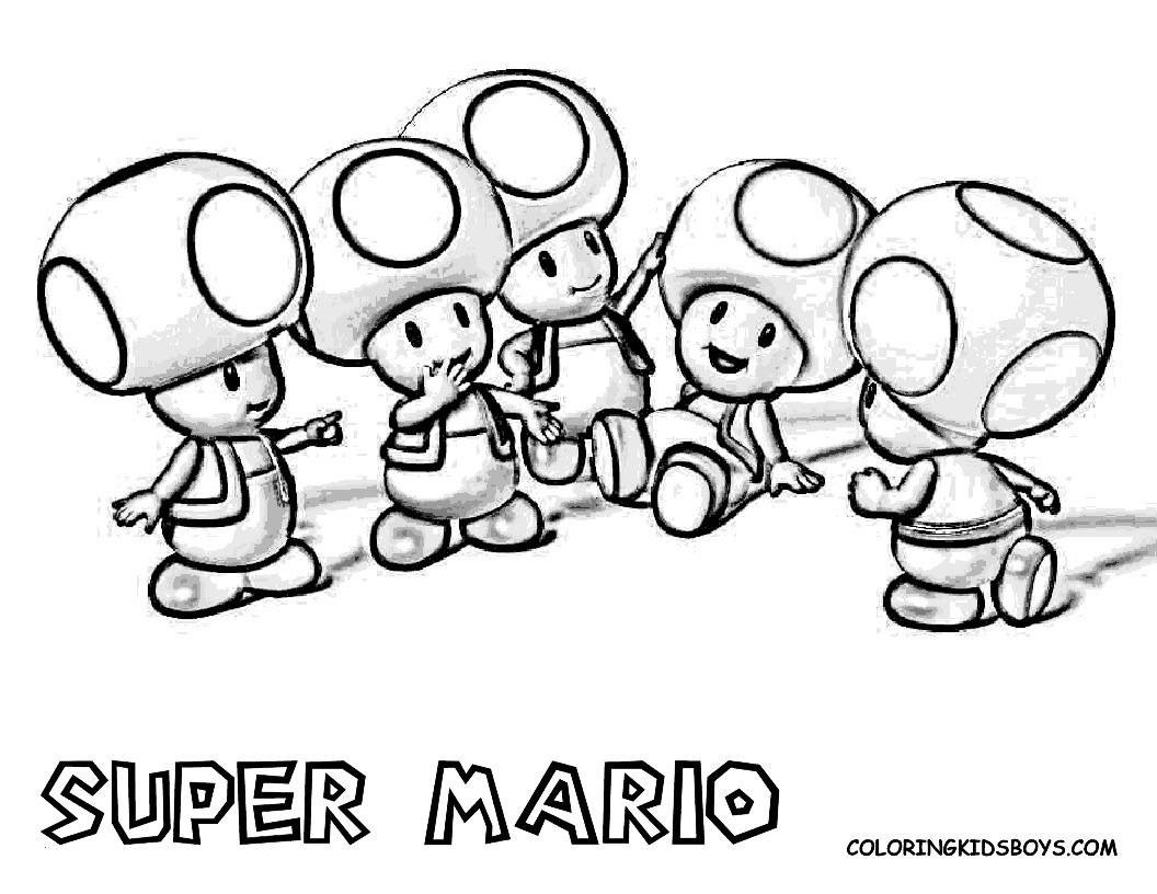Super Mario Ausmalbilder Genial 35 Genial Ausmalbilder Ohr Mickeycarrollmunchkin Schön toad Galerie