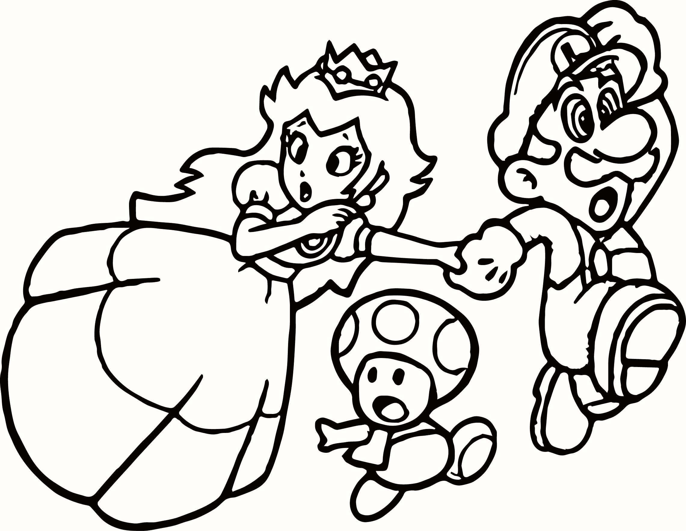 Super Mario Ausmalbilder Genial Mario Coloring Pages for Boys Download Ausmalbilder Super Mario Das Bild