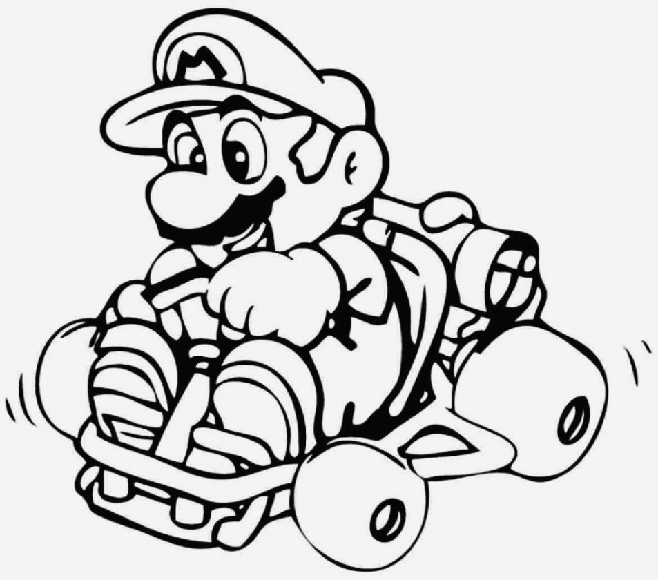 Super Mario Ausmalbilder Genial Spannende Coloring Bilder Super Mario Malvorlagen Stock