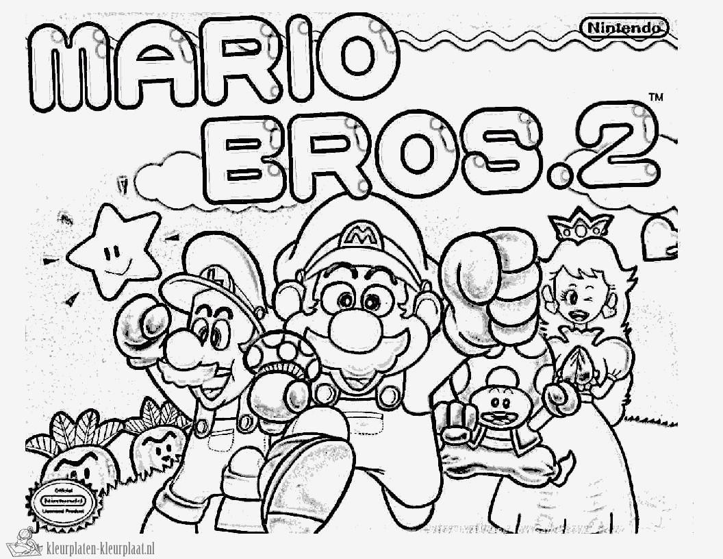 Super Mario Ausmalbilder Inspirierend Spannende Coloring Bilder Super Mario Malvorlagen Fotos