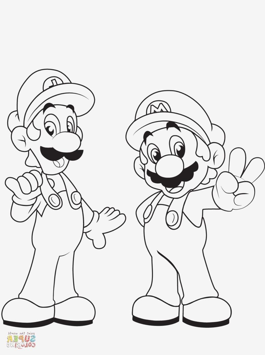 Super Mario Malvorlage Einzigartig 29 Einzigartig Ausmalbilder Mario – Malvorlagen Ideen Fotos