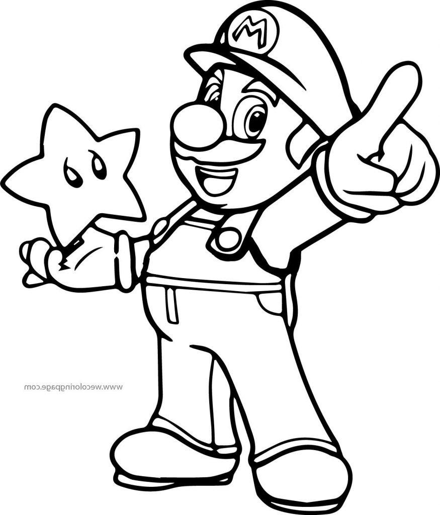 Super Mario Malvorlage Frisch Janbleil Nintendo toad Coloring Pages Super Mario Bros Malvorlagen Das Bild