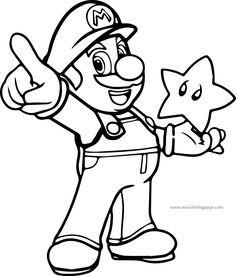 Super Mario Malvorlage Frisch Mario Ausmalbilder 04 Mario Und Luigi Pinterest Stock