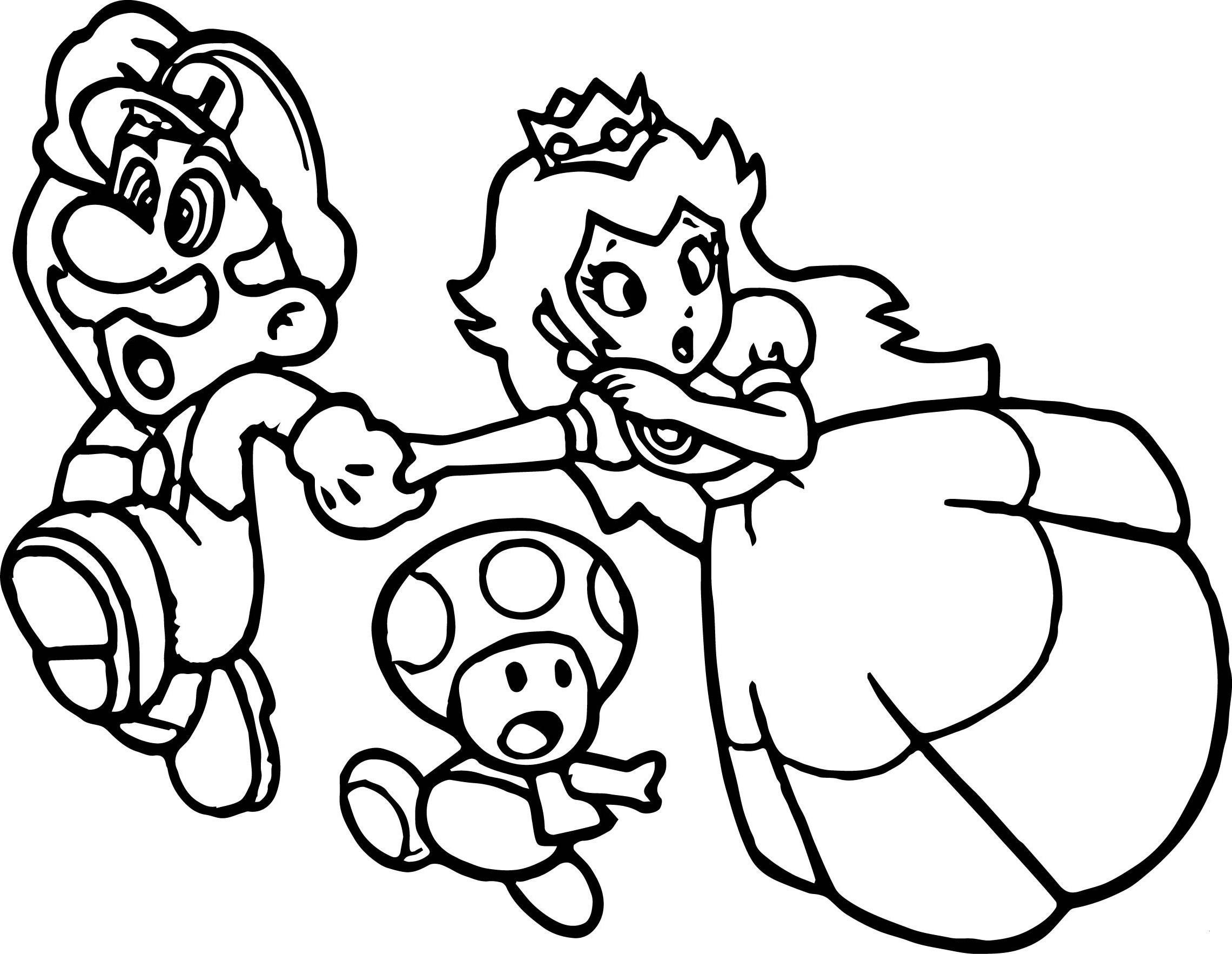 Super Mario Malvorlage Inspirierend 28 Inspirierend Ausmalbild Super Mario – Malvorlagen Ideen Sammlung