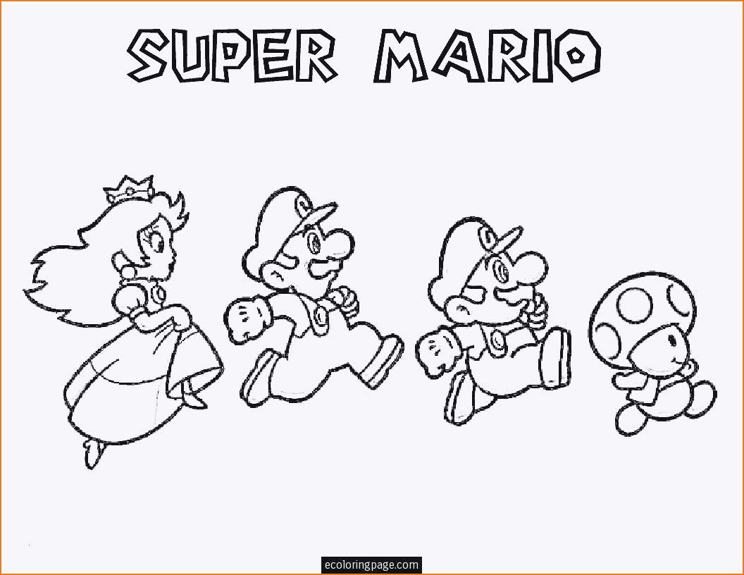 Super Mario Malvorlage Inspirierend Ausmalbilder Mario Frisch Mario Coloring Games Lovable 44 Genial Stock