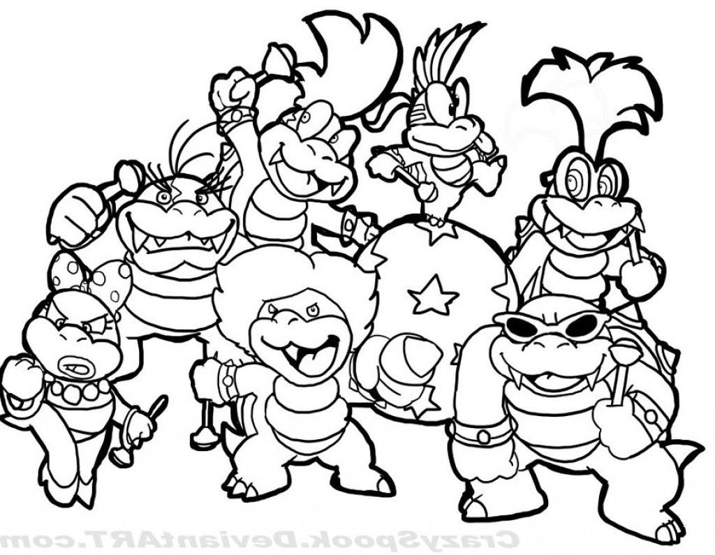 Super Mario Malvorlagen Neu 34 Schön Mario Ausmalbilder – Malvorlagen Ideen Das Bild