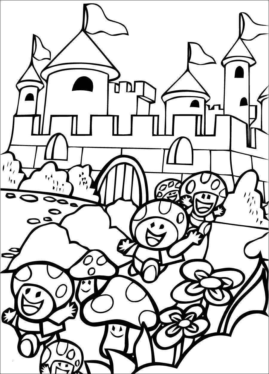 Super Mario Pilz Ausmalbilder Das Beste Von Super Mario Pilz Ausmalbilder Ebenbild Malvorlagen Dino Genial Fotos