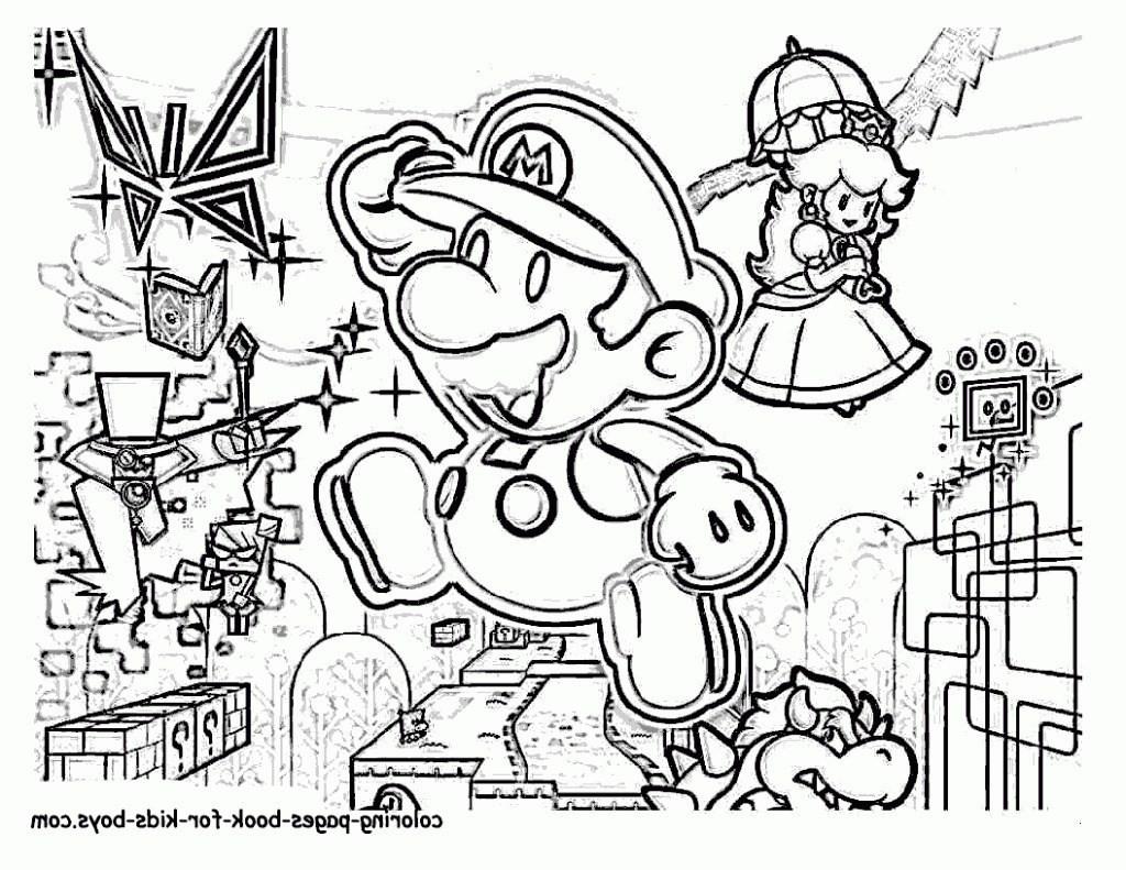 Super Mario Pilz Ausmalbilder Frisch 29 Einzigartig Ausmalbilder Mario – Malvorlagen Ideen Bild