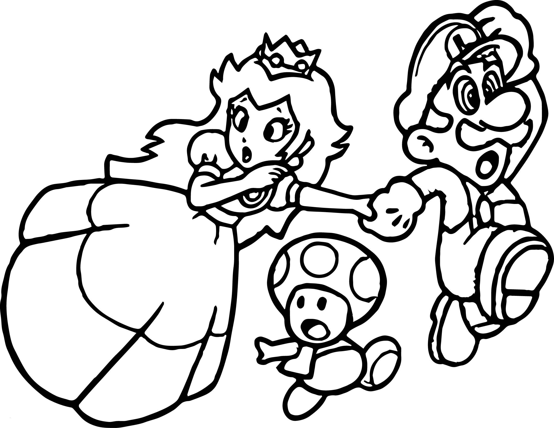 Super Mario Pilz Ausmalbilder Frisch Luigi Ausmalbilder Neu Super Mario Coloring Pages Awesome Fotos
