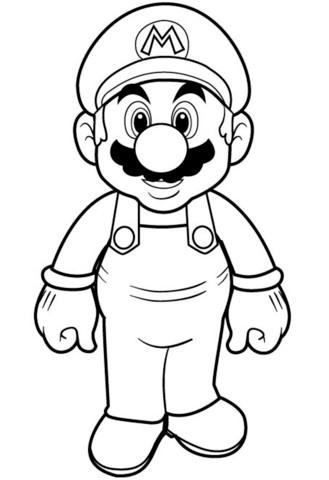 Super Mario Pilz Ausmalbilder Genial Ausmalbilder Super Mario Bros Malvorlagen Kostenlos Zum Ausdrucken Bild