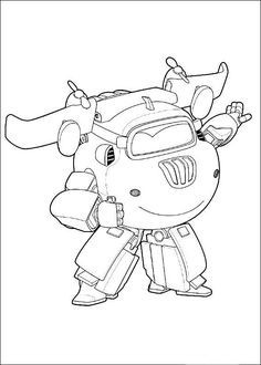 Super Wings Coloring Pages Genial 7 Best Super Wings Coloring Pages Images In 2018 Bild