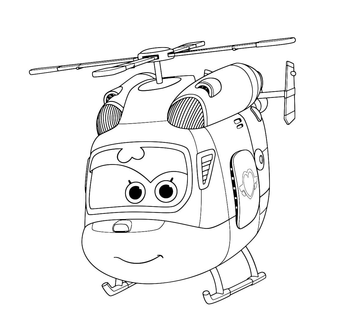 Super Wings Coloring Pages Neu Super Wings Coloring Page Package Sammlung