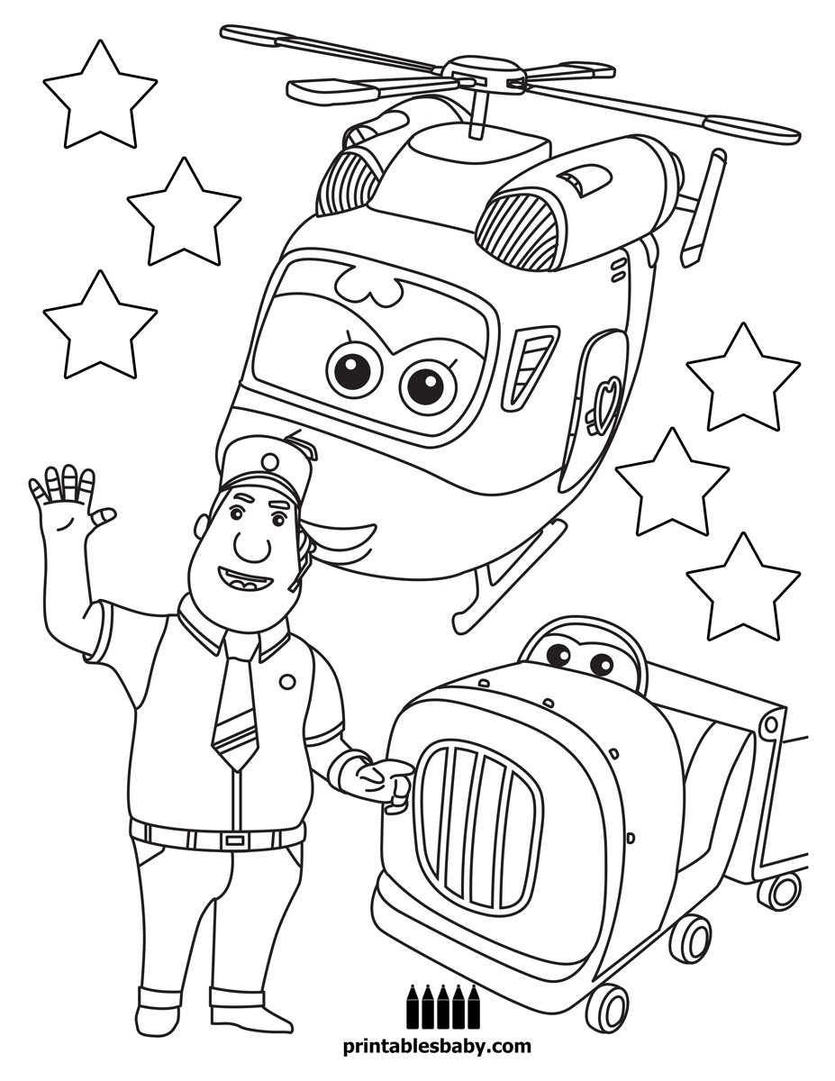 Super Wings Malvorlage Das Beste Von Fresh Super Wings Coloring Pages Coloring Pages Neu Super Wings Fotos