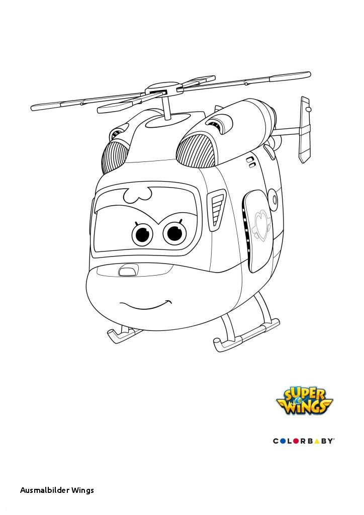 Super Wings Malvorlage Frisch Ausmalbilder Wings Super Wings Coloring Pages 3 Bryce Inspirierend Bild