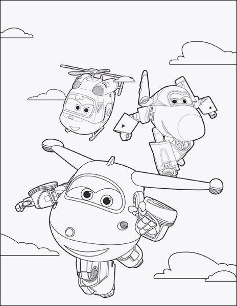 Super Wings Malvorlage Genial Ausmalbilder Super Wings Fotografieren