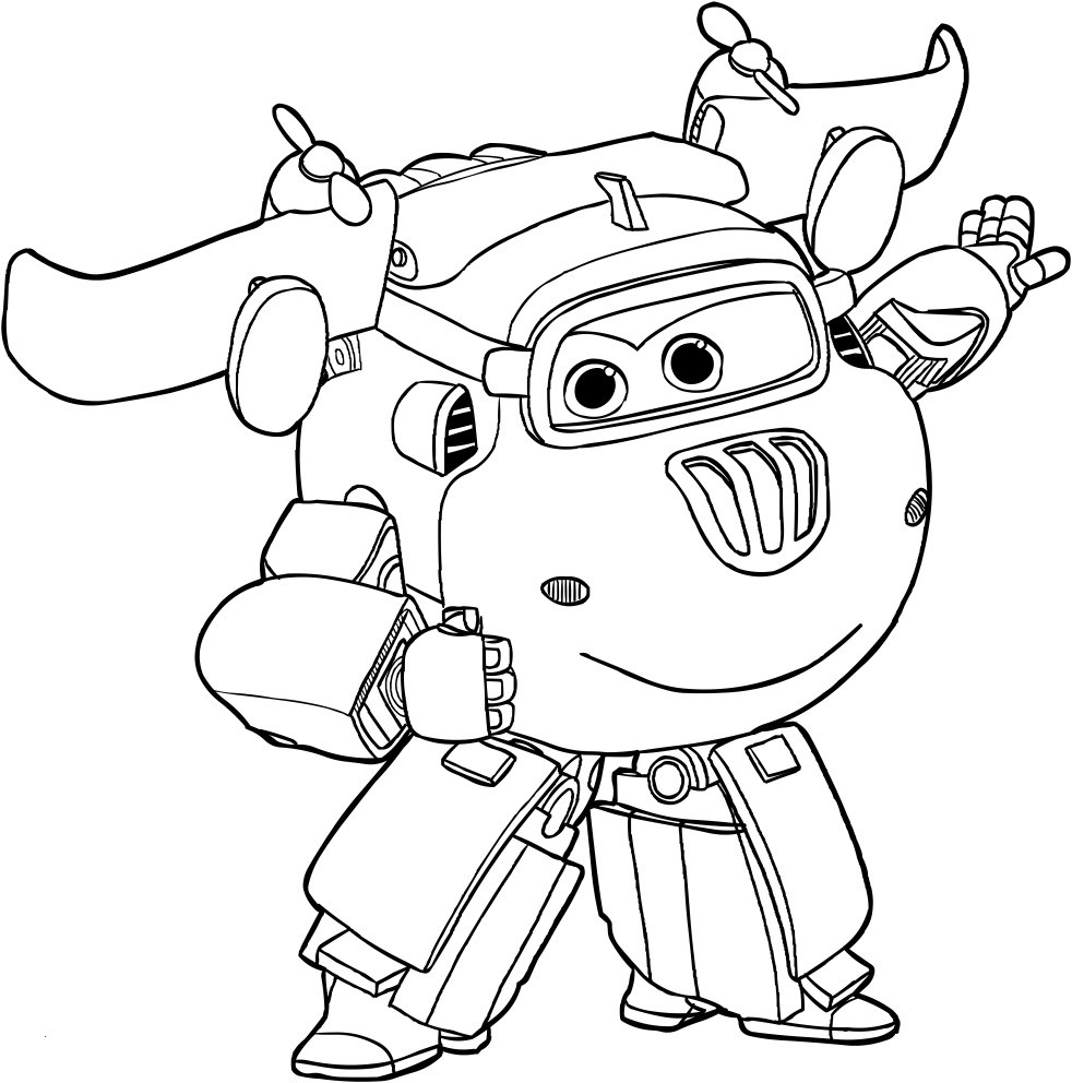 Super Wings Malvorlage Neu Sprout Super Wings Coloring Pages Schön Ausmalbilder Super Wings Stock
