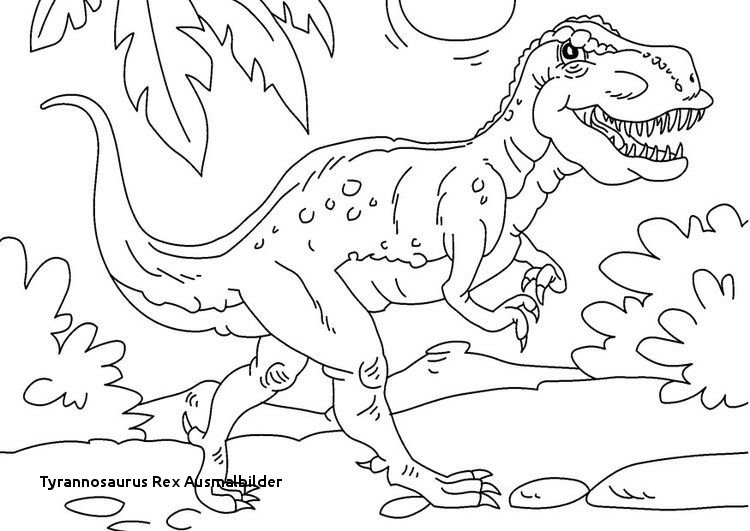 T Rex Ausmalbild Das Beste Von 27 Tyrannosaurus Rex Ausmalbilder Colorbooks Colorbooks Fotos