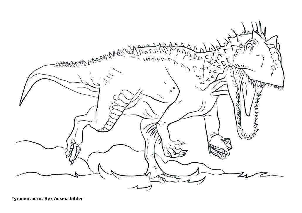 T Rex Ausmalbild Das Beste Von 27 Tyrannosaurus Rex Ausmalbilder Colorbooks Colorbooks Stock