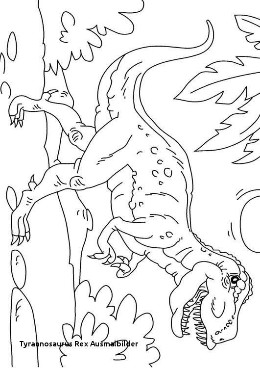 T Rex Ausmalbild Einzigartig 27 Tyrannosaurus Rex Ausmalbilder Colorbooks Colorbooks Das Bild